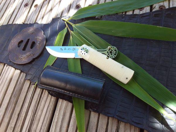 Knife Yaku Saku JB Creations