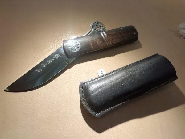 Couteau Yaku Saku JB Création DepDep