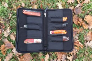 Citadel Softcase for 12 folding knives