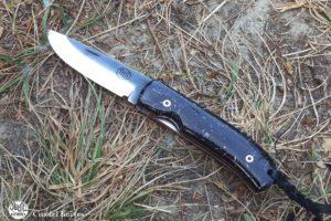 Pocket Knife Citadel Fidel liner #2 zucchini