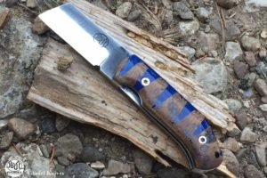 Pocket Knife Citadel Giaponino banksia blue