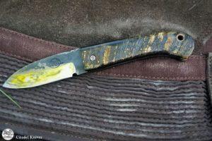 Couteau de poche Citadel Aizto Doré #1