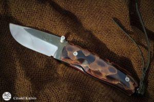 Pocket Knife Citadel Chantha bronze