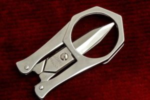 Folding scissors Due Cigni