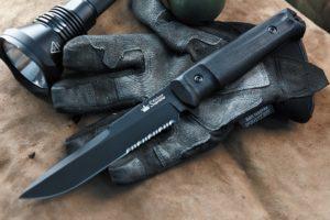 Couteau Kizlyar Supreme Alpha