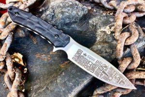 Knife Kizlyar Supreme Aztec