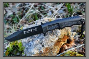Couteau Blackfield Basic Tanto