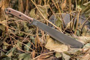 Knife Kizlyar Supreme BushMate Scandi