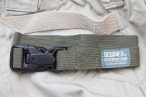 Knife Kizlyar Supreme TB2 thigh belt