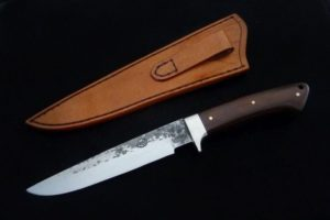 Couteau de chasse Citadel Baltic 1 rosewood
