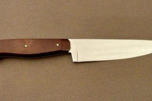 Couteau de cuisine Citadel Sabat 4 bordeaux