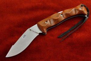 Couteau de poche Citadel Phobos brown clair