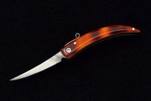 Couteau de poche Citadel Trey Toi rouge