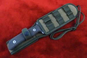 Couteau Fox Exagon tactical knife