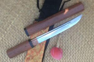 Japanese Knife Citadel Okibati damas