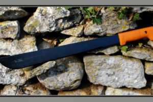 Knife Okapi Tom Thumb Machete