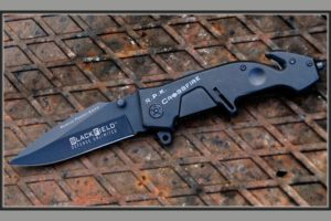 Pocket Knife Blackfield Crossfire Gentline