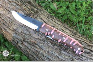 Pocket Knife Citadel Danang banksia pink