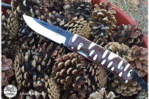 Pocket Knife Citadel Fidel liner #2 white banksia