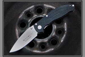 Pocket Knife Blackfield Manhattan Skyline