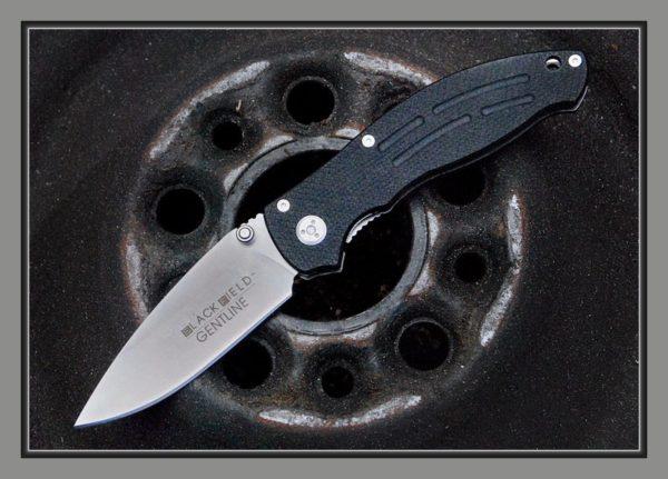 Couteau Blackfield