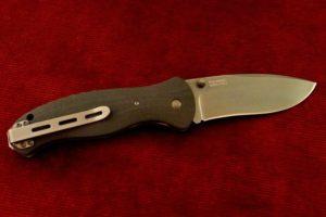 Couteau de poche Fox Miltac nihiser folder