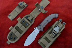 Couteau de poche Fox Trakker meskwaki micarta