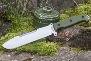 Knife Kizlyar Supreme Survivalist X