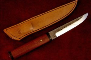 Steak knife wood japanese style Citadel