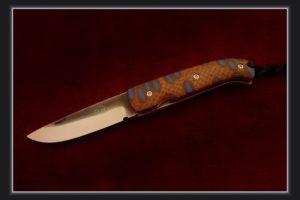 Pocket Knife Citadel Danang banksia matte blue