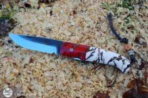 Pocket Knife Citadel Danang #2 pinecone
