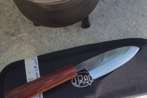 Chef Knife Citadel Hotcho medium rosewood