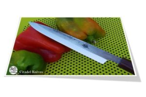 Kitchen Knife Citadel Big Hotcho rosewood