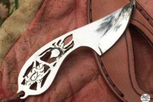 Couteau Citadel Le Mignon araignée
