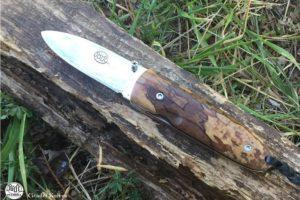 Pocket Knife Citadel Monterey beechwood