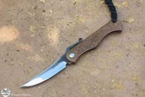 Pocket Knife Citadel Trey Spoan luxe
