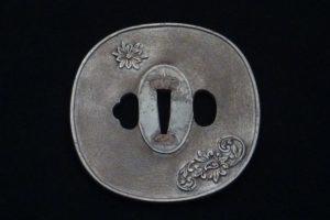 Tsuba Citadel 28 for Japanese Katana