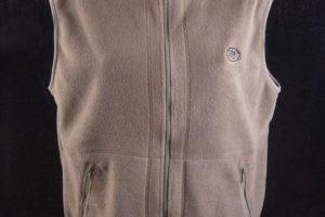 Citadel sleeveless Fleece Vest