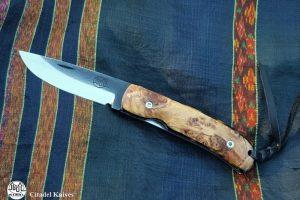 Couteau de poche Citadel Fidel #2 Érable