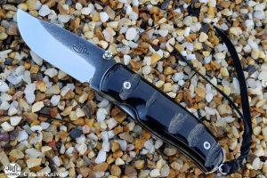 Couteau de poche Citadel Chantha Corne de Buffle