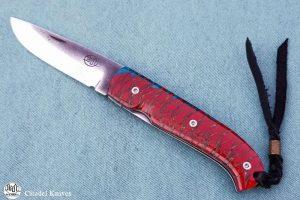 Pocket Knife Citadel Danang #2 Parrot Fish