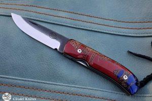 Pocket Knife Citadel Fidel liner#2 Banksia