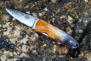 Couteau de poche Citadel Monterey os chameau