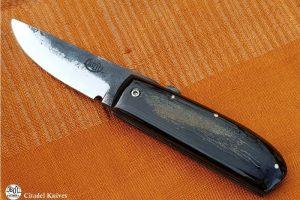 Pocket Knife Citadel Phan Thiet horn #1