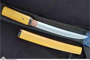 Couteau Japonais Citadel Tanto Shira Saya JackWood
