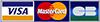 icones visa mastercard carte bleue