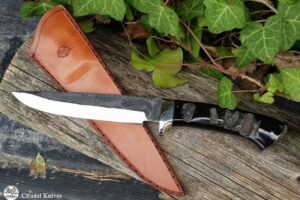 Hunting Knife Citadel Baltic 1 Buffalo Horn +