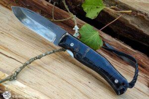 Pocket Knife Husky Horn