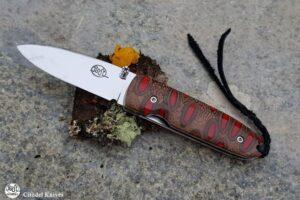 Pocket Knife Monterey Red banksia