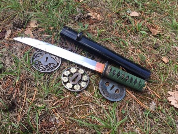 couteau Japonais Citadel